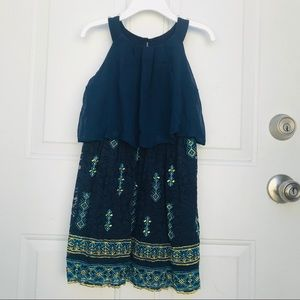 By & by girl dress for girl Sz 5